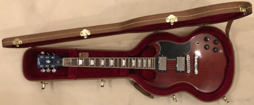 2018 Gibson SG Standard '61 Heritage Cherry
