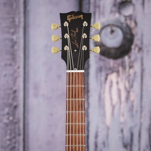 Used 2018 Gibson USA Les Paul BFG P-90, Worn Ebony