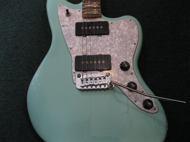 2018 G&L Doheny Surf Green, Brand New, Original Hard