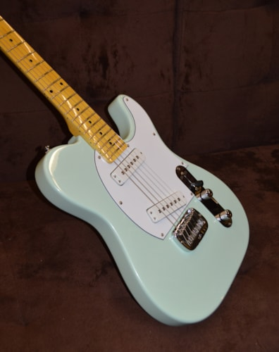 2018 G&L Tribute ASAT Special Surf Green, Brand New