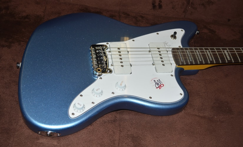 2018 G&L Tribute Doheny Lake Placid Blue, Brand New