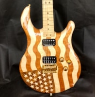 2018 Jon Kammerer Customs Custom USA Flag Scorpius