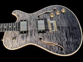 2018 Knaggs Chena Hollowbody Tier 2 Quilt Top