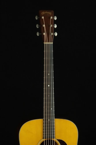 2018 Martin D-18 AUTHENTIC 1939 Aged Natural