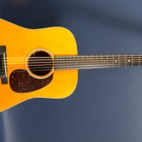 2018 Martin D-18 Authentic 1939 Aged