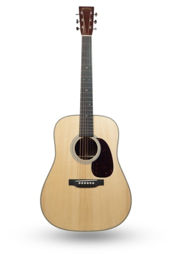 2018 Martin D-28 Authentic 1937 Natural