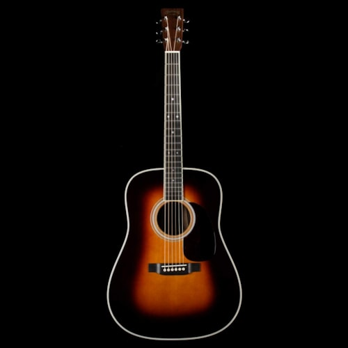 2018 Martin D-35 Dreadnought 2018 Sunburst Brand New $3,099.00