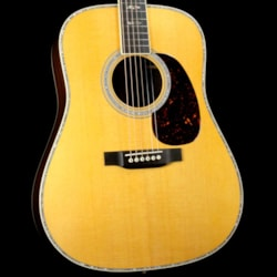 2018 Martin D-41 Dreadnought Natural 2018