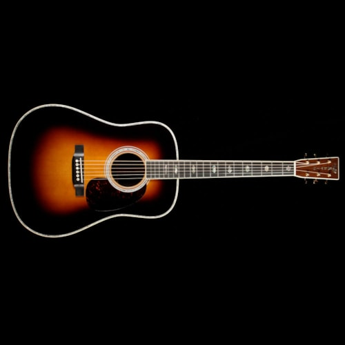 2018 Martin D-41 Dreadnought Sunburst 2018