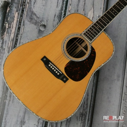 2018 Martin D-42 Standard Acoustic Guitar, , Natural Brand New $5,799.00
