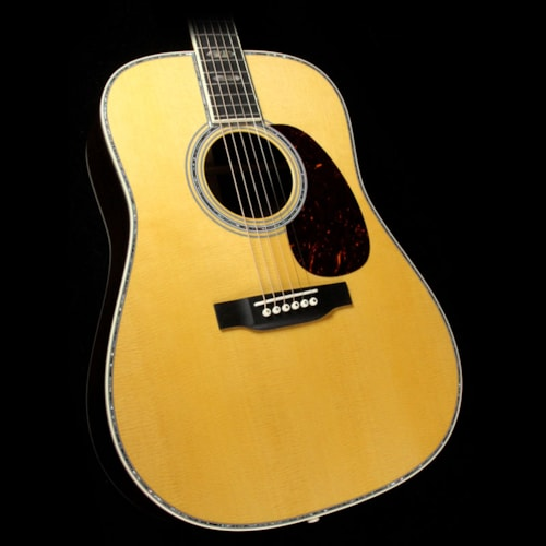 2018 Martin D-45 Dreadnought Acoustic Guitar 2018 Natural