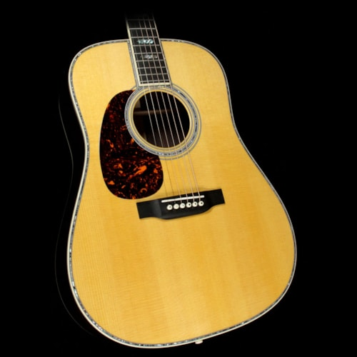 2018 Martin D-45 Dreadnought Left-Handed Acoustic Guitar 2018 Natural Brand New $8,799.00