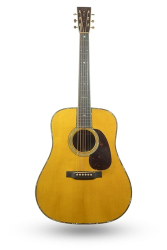 2018 Martin  D-45S Authentic Aged  (1936 Reissue) Brand New, Original Hard