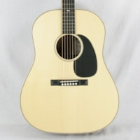 2018 Martin DSS- NAMM Show Slope Shoulder D18 Adirondack Top Carbon Fiber Titanium Light!