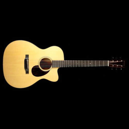 2018 Martin OMC-18E Acoustic Guitar Natural 2018 Brand New