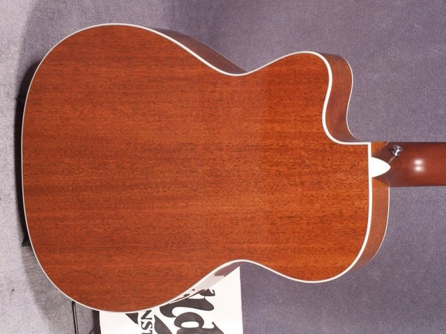 2018 Martin OMCE MAHOGANY GUITAR & CASE with PICKUP & MISI SIMPLE JACK $1,899.00