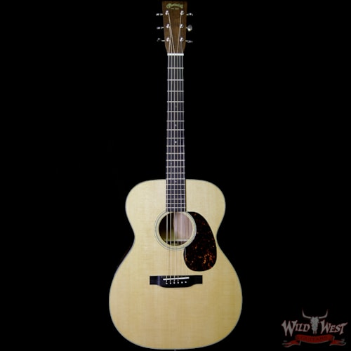 2018 Martin Retro Series 000-18E Retro Acoustic Electic Guitar Natural Aging Toner, Brand New
