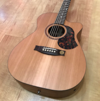 2018 Maton Solid Road Series SRS808c Acoustic Electric Guitar