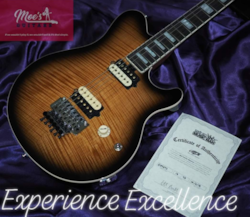 2018 Music Man Axis Family Reserve