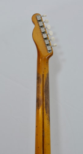 2018 Nacho Banos 1949 Prototype II Style Telecaster Butterscotch