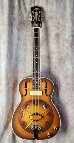 2018 National Doug MacLeod Signature Model Butternut, Brand New, Original Hard