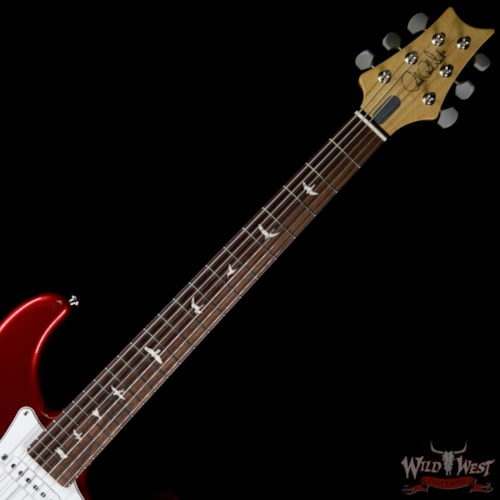 Paul Reed Smith - PRS Paul Reed Smith PRS John Mayer Signature Model Silver Sky Rosewood Board Horizon (Red) Horizon