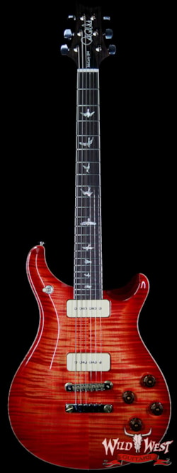2018 Paul Reed Smith McCarty 594 Soapbar P90 Flame Maple Top