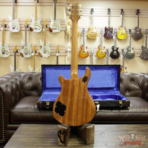 2018 Paul Reed Smith / PRS 2018 Paul Redd Smith PRS Wood Libray Artist Package McCarty 594 Quilt Maple Top Ebony Board Copperhead Copperhead, Brand New, $5,599.00