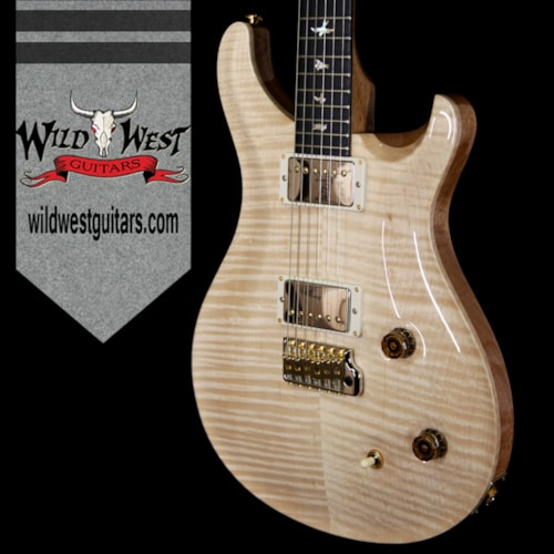 2018 Paul Reed Smith / PRS 2018 Paul Reed Smith PRS Wood Library Artist Package Custom 22 Flame Maple Top Ebony Fretboard Natural Natural, Brand New, $5,099.00