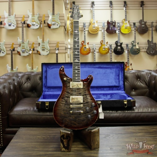 2018 Paul Reed Smith / PRS 2018 PRS Wood Libray Artist Package McCarty 594 Quilt Maple Top Ebony Board Charcoal Cherry Burst Charcoal Cherry Burst, Brand New, $5,599.00