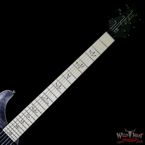 2018 Paul Reed Smith - PRS Paul Reed Smith PRS Limited Edition Dustie Waring Signature DW CE 24 Floyd Gray Black Gray Black