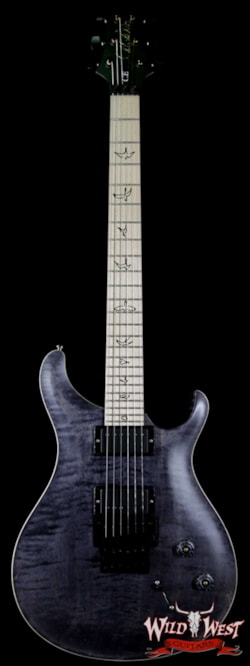 2018 Paul Reed Smith - PRS Paul Reed Smith PRS Limited Edition Dustie Waring Signature DW CE 24 Floyd Gray Black