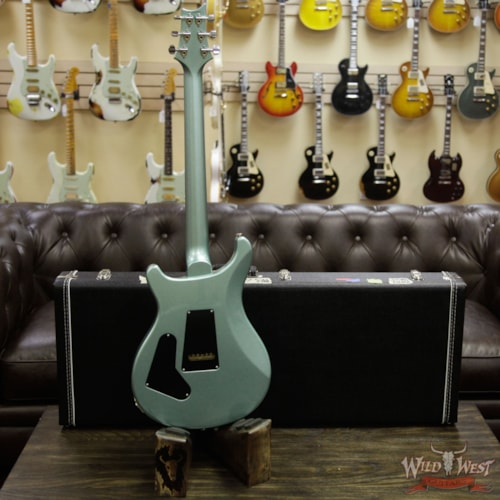 2018 Paul Reed Smith / PRS Paul Reed Smith PRS Custom 24-08 Rosewood Fingerboard Frost Blue Metallic Frost Blue Metallic, Brand New, $3,599.00