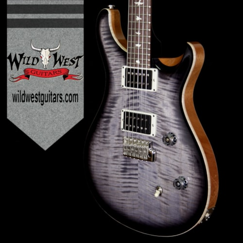 2018 Paul Reed Smith / PRS Paul Reed Smith PRS WWG Special Run CE 24 Flame Maple Top 85/15 Pickups Faded Gray Black Black Burst 250879 Faded Gray Black Black Burst, Brand New