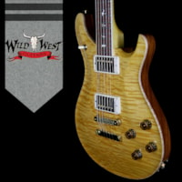 2018 Paul Reed Smith - PRS PRS Wood Library Artist Package McCarty 594 Quilt Top Flame Neck Cocobolo Fingerboard Honey
