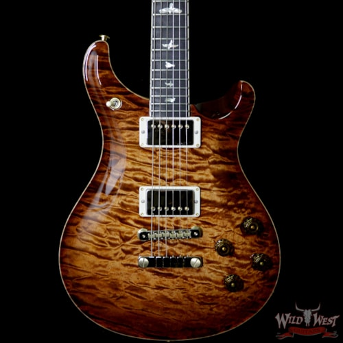 2018 Paul Reed Smith - PRS PRS Wood Libray Artist Package McCarty 594 1-Piece Quilt Maple Top Ebony Board Copperhead Burst Copperhead Burst, Brand New