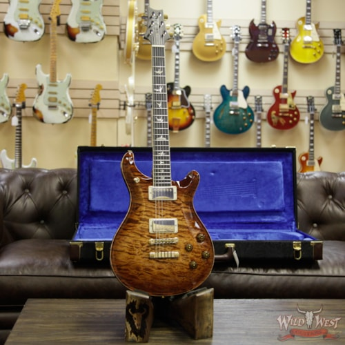 2018 Paul Reed Smith - PRS PRS Wood Libray Artist Package McCarty 594 1-Piece Quilt Maple Top Ebony Board Copperhead Burst Copperhead Burst, Brand New, $5,599.00