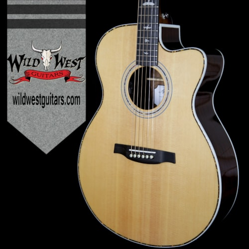2018 Paul Reed Smith (PRS) 2018 Electric Acoustic A40E  Natural, Brand New