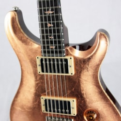 2018 Paul Reed Smith PRS Private Stock Brazilian McCarty COPPER EAGLE! Leaf Finish Paul Reed Smith Guitar super