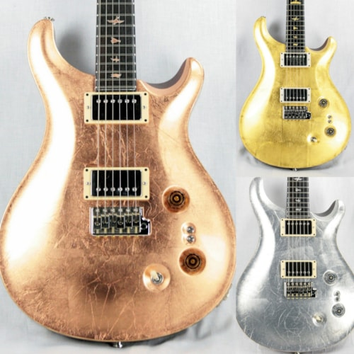 2018 PRS Private Stock Brazilian McCarty GOLD EAGLE! Leaf Finish Paul Reed Smith Guitar super