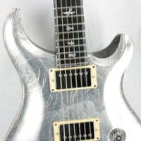 2018 Paul Reed Smith PRS Private Stock McCarty SILVER EAGLE! Leaf Finish Paul Reed Smith Guitar Super