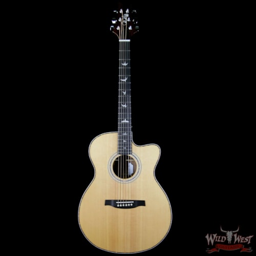 2018 Paul Reed Smith PRS SE All-New 2018 Electric Acoustic A40E Ebony Fretboard Natural, Brand New