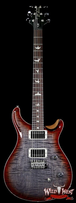 2018 Paul Reed Smith WWG Special Run CE 24 Flame Maple Top