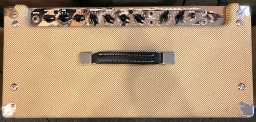 2018 Peavey Delta Blues 210 Tweed
