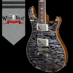PRS - Paul Reed Smith PRS Wood Library 10 Top Quilt Maple Top McCarty 594 Flame Maple Neck Cocobolo Board Charcoal