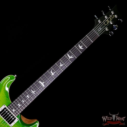 2018 PRS Paul Reed Smith PRS Wild West Guitars Special Run CE 24 Flame Top 57/08 Pickups Eriza Verde 253201 Eriza Verde, Brand New