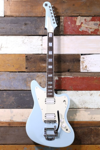 Scale Model Jazzblaster Daphne Blue - Store Demo