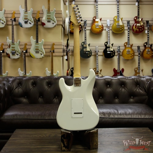 2018 Suhr Classic S (Classic Pro) HSS Maple Neck Rosewood Fingerboard Olympic White Olympic White, Brand New, $2,450.00