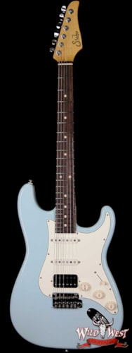 2018 Suhr Classic S (Classic Pro) HSS Maple Neck Rosewood Fingerboard Sonic Blue Sonic Blue, Brand New, $2,450.00