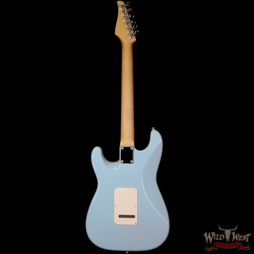 2018 Suhr Classic S (Classic Pro) HSS Maple Neck Rosewood Fingerboard Sonic Blue Sonic Blue
